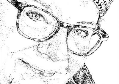 Barbara - self portrait