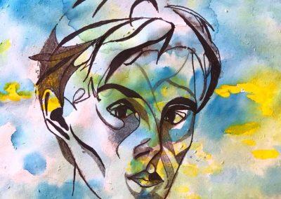 FB Delphi - Hart portrait
