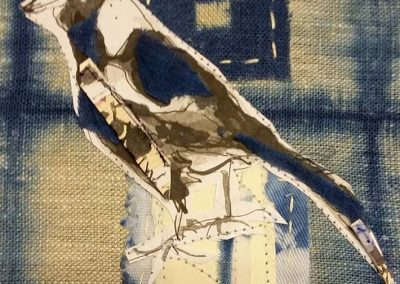 FB Jan Lobban - Wall hanging - Simply Zen Magpie