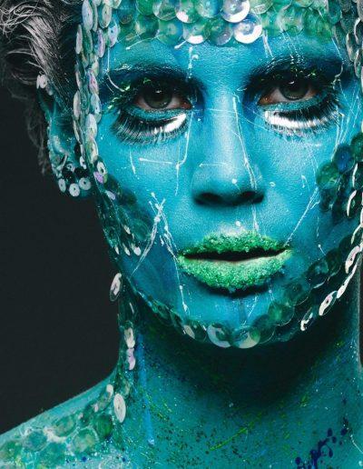 Penny - Blue face
